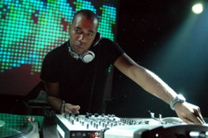 Pioneering Detroit techno musician Carl Craig.