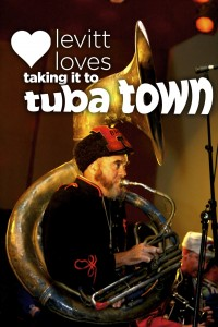 Take it to tuba town!