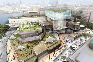 The new Southbank Centre design