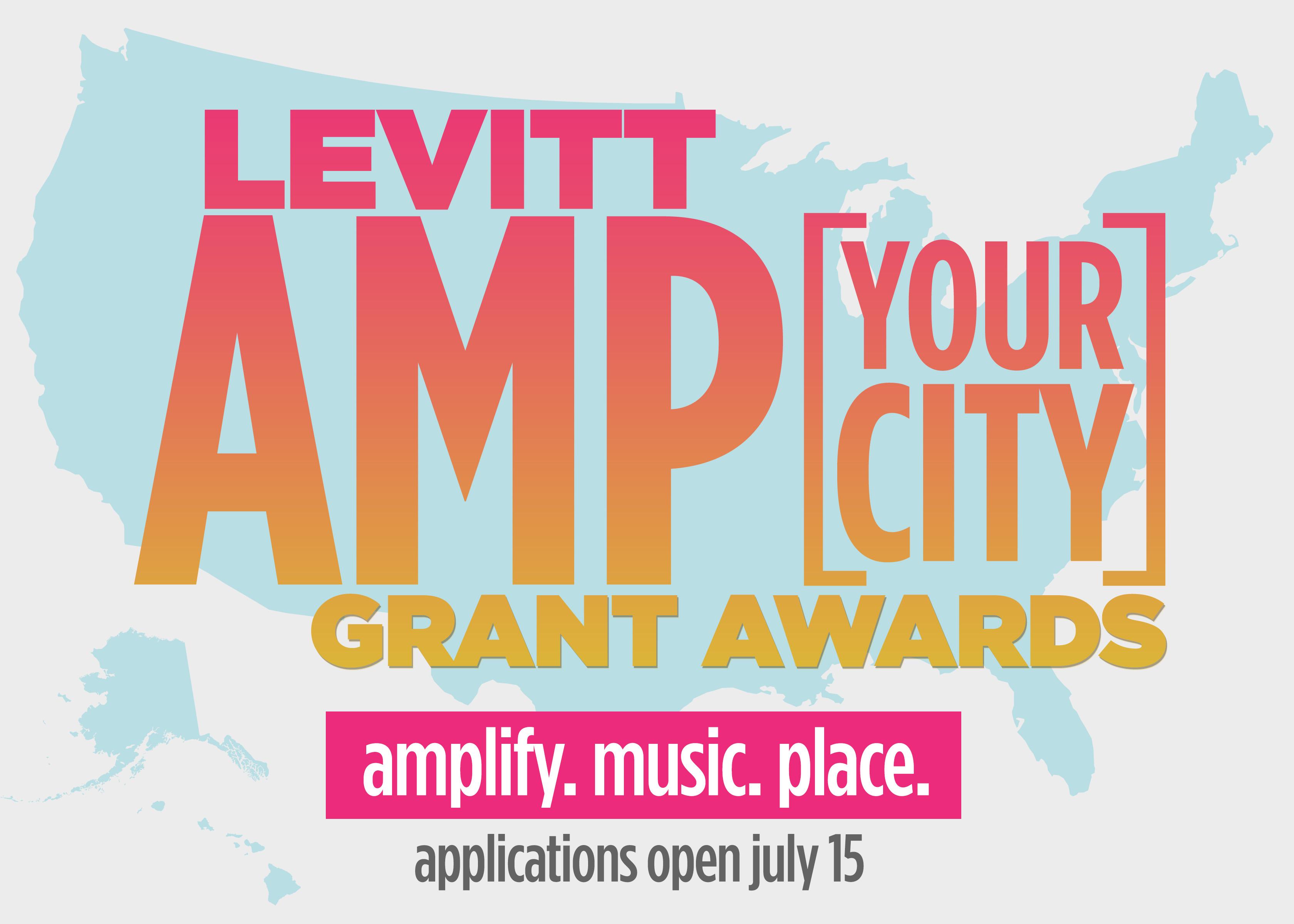 Levitt AMP Your City Grant Awards