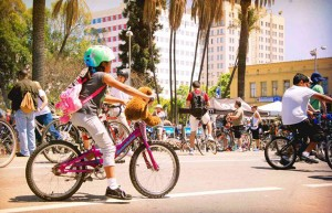CicLAvia, which as previously stopped at Levitt Los Angeles, will come to Pasadena's Memorial Park, the site of Levitt Pavilion Pasadena, for the first time this May.