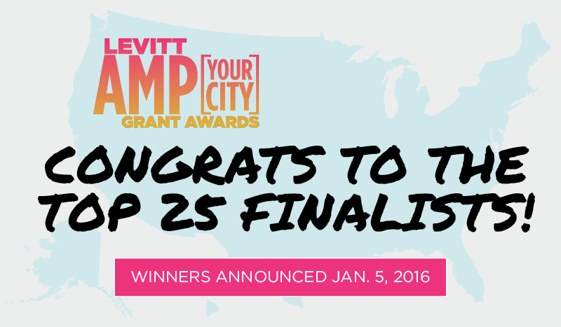 Congrats to the Top 25 Finalists!