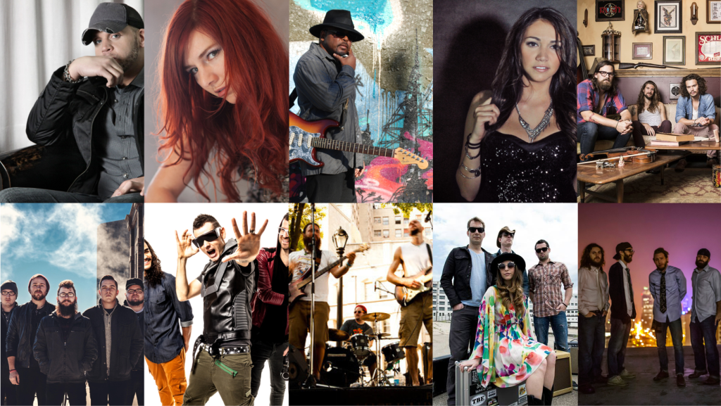 Levitt AMP Jacksonville Artist Lineup