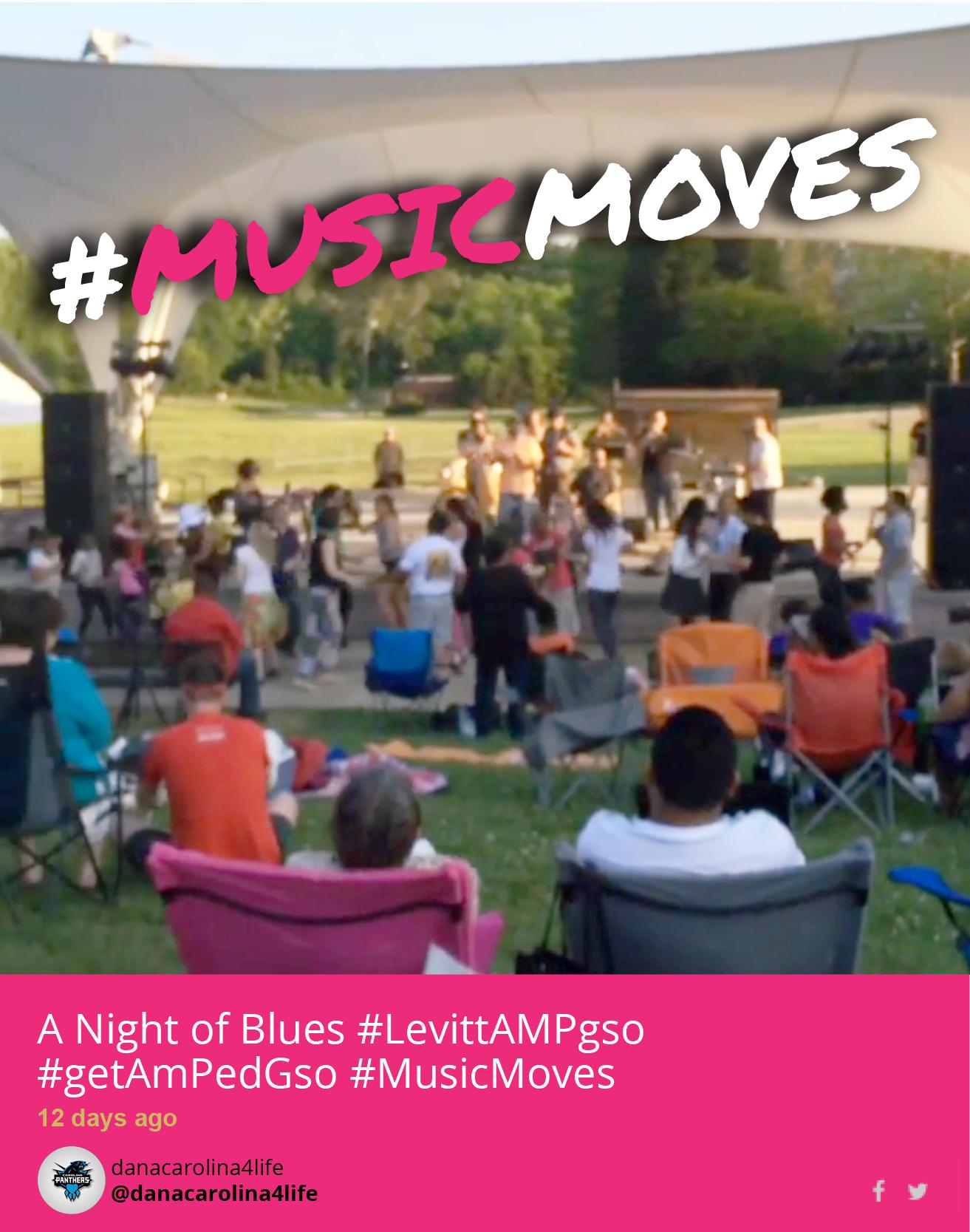 #musicmoves Greensboro