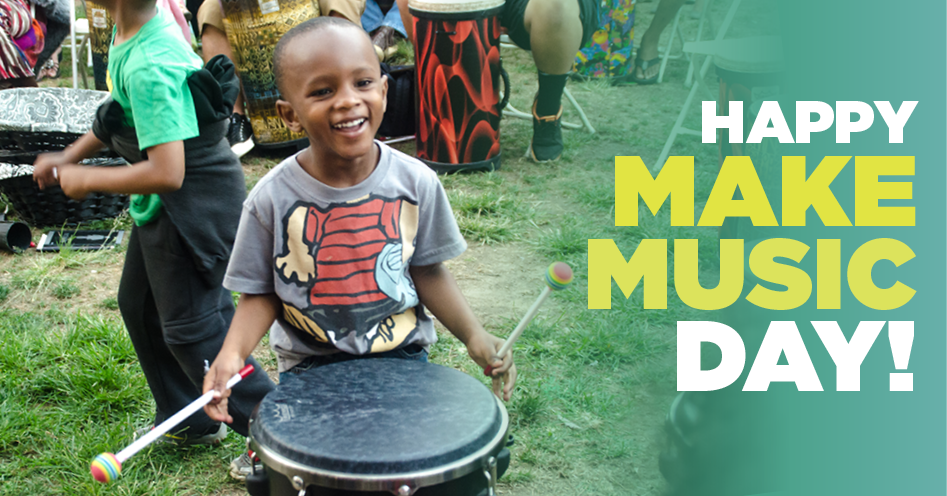 MAKE MUSIC DAY graphic