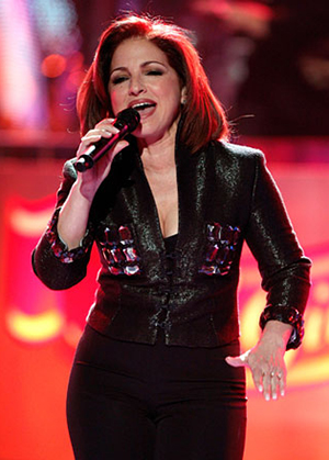 Gloria Estefan, photo by Getty Images