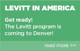 A new Levitt Pavilion is in the works for Denver.