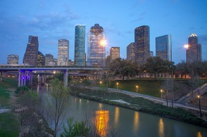 Houston, the site of the eighth Levitt Pavilion. Photo: Katie Haugland