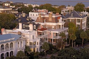 Charleston's historic district
