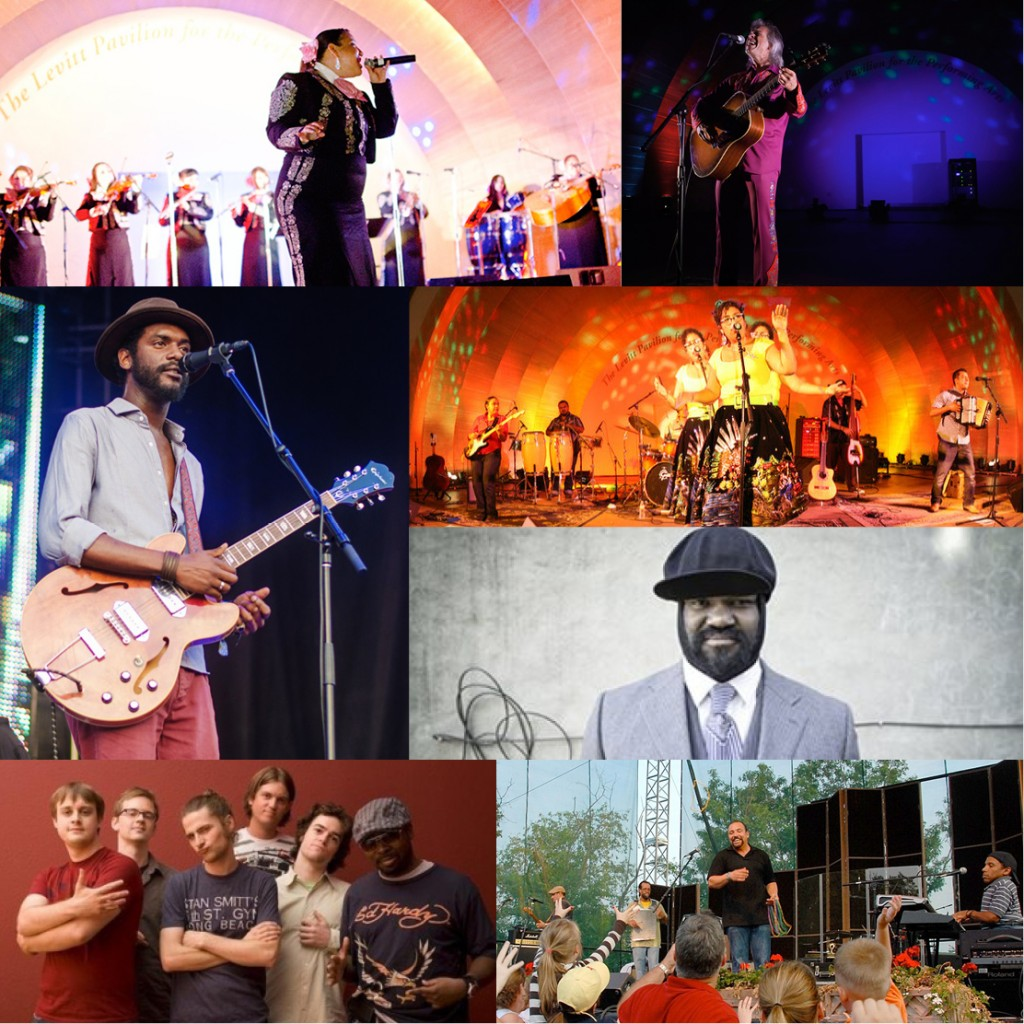 2013 GRAMMY Nominated Levitt Artists