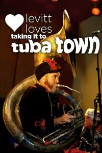 Take it to tuba town!