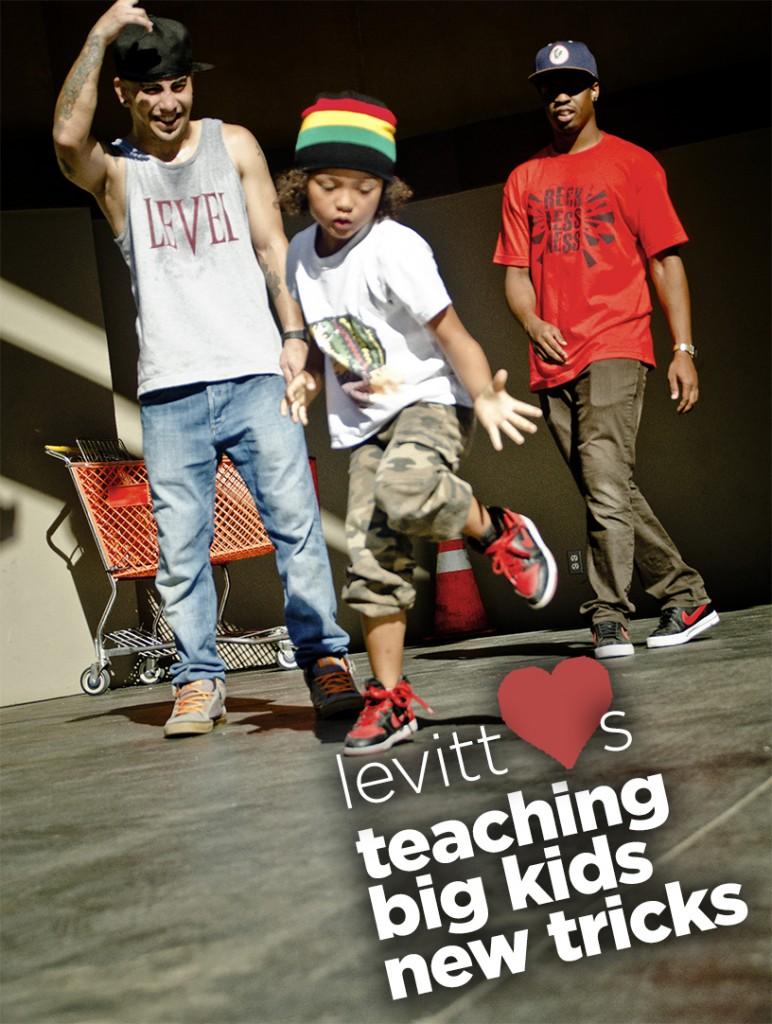 teaching big kids new tricks