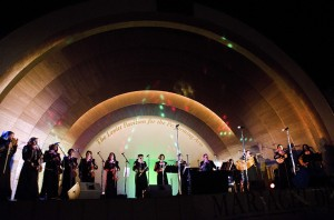 Mariachi Divas at Levitt Pavilion Pasadena