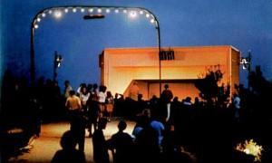 Levitt Pavilion Westport's former stage
