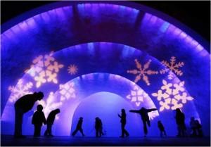 Holiday Light Show 2011