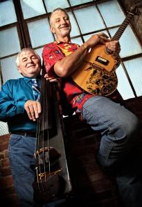 Folk-rock group Trout Fishing in America