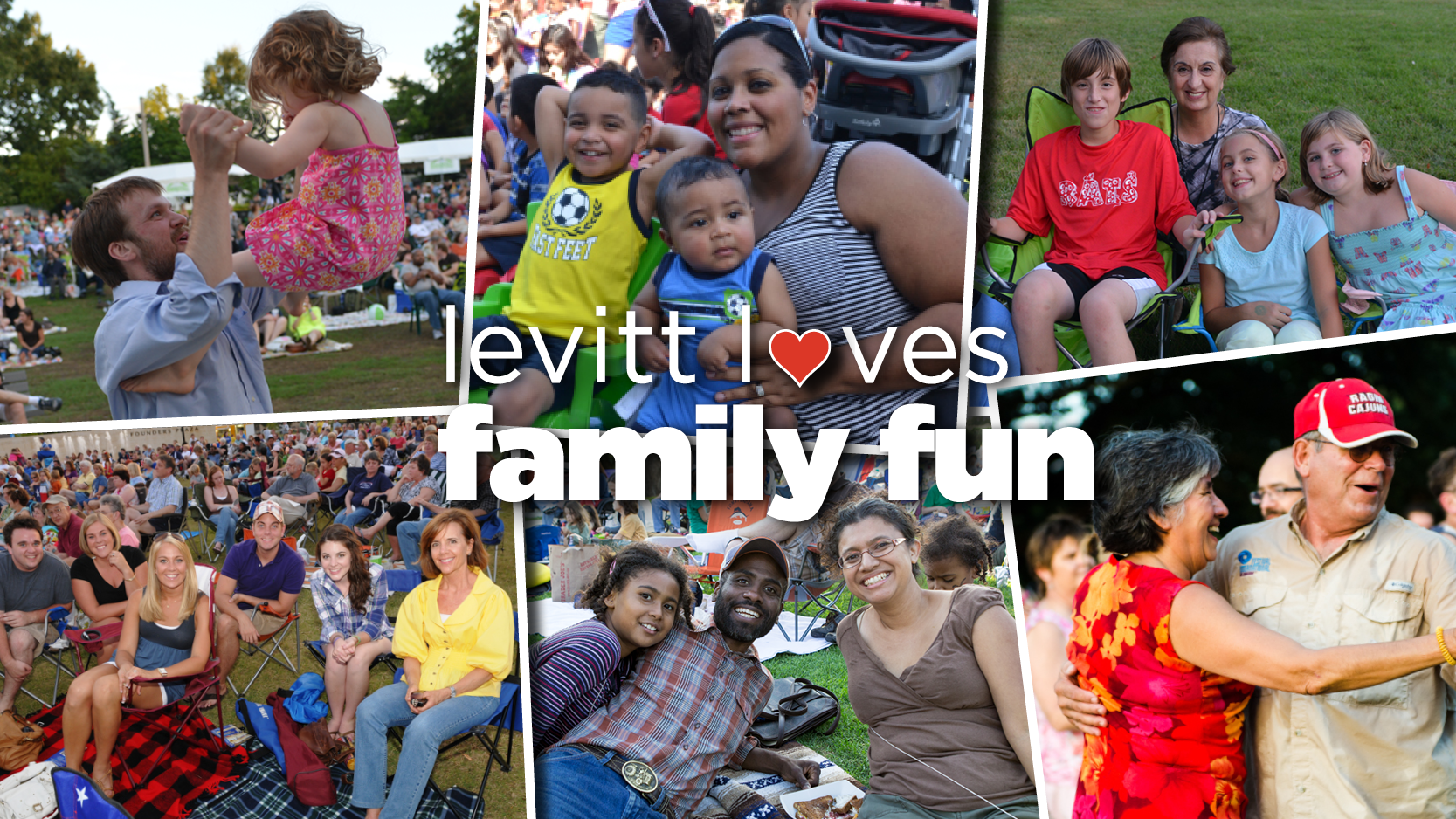Levitt Loves Family Fun