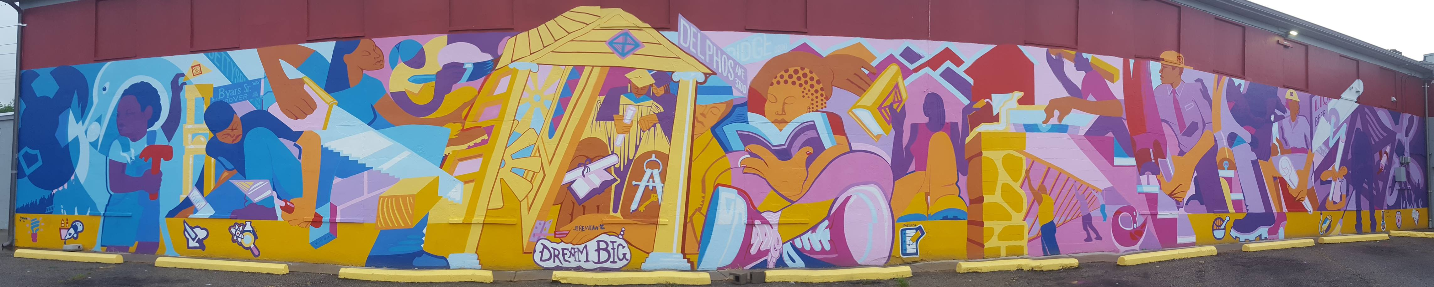 Dayton Mural