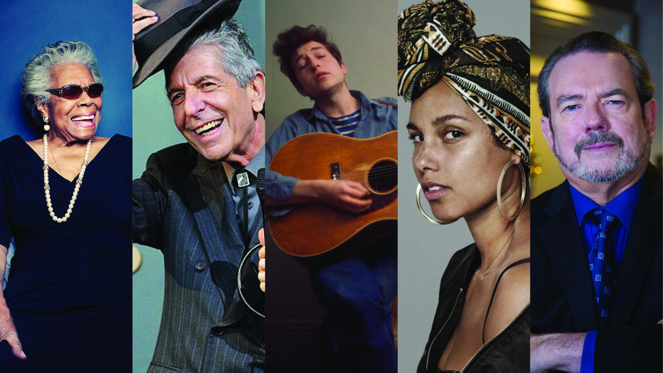 Poetic musicians