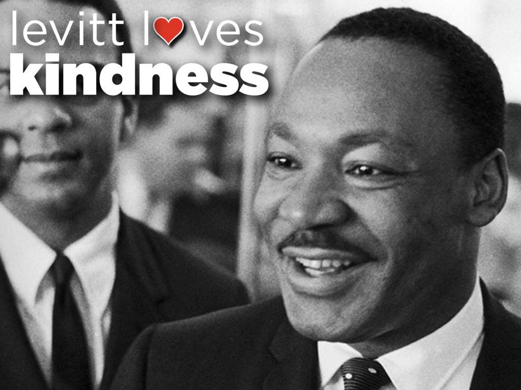 Levitt Loves Kindness