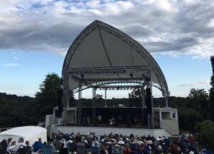 River City Slim & The Zydeco Hogs perform as part of Levitt Pavilion Westport's 2021 concert season.